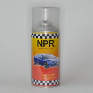 NPR Spray Paint 300 Cc Clear 680