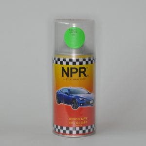NPR Spray Paint 300 Cc Flourescent Green 682