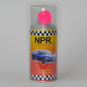NPR Spray Paint 300 Cc Flourescent Pink 683