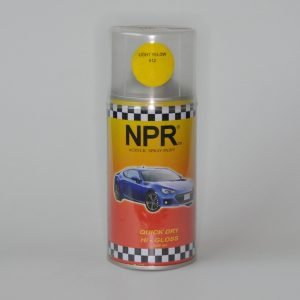 NPR Spray Paint 300 Cc Light Yellow 612