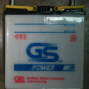 GS Power Accu Aki Basah Mobil NS-70 12 V 65 Ah